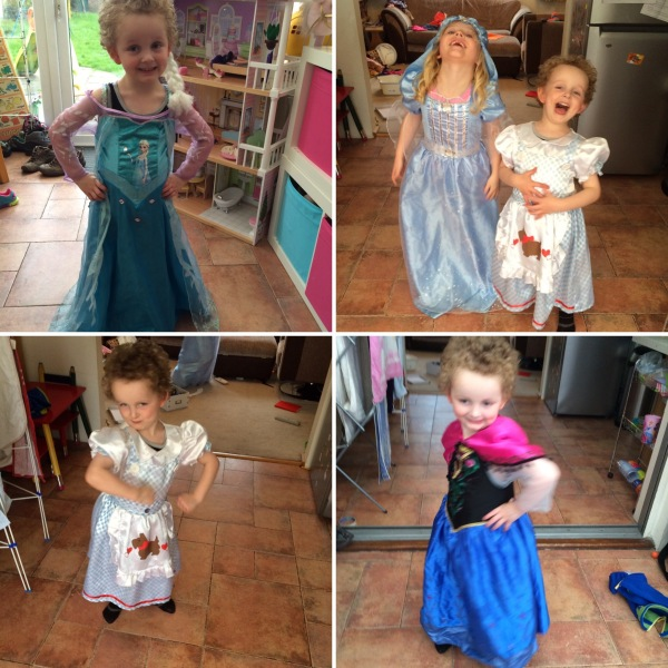 childrens cosplay