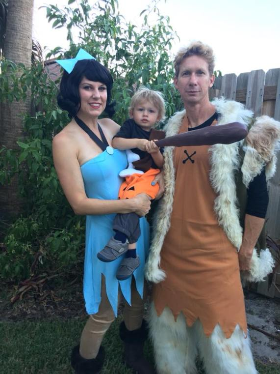 the rubbles family costume