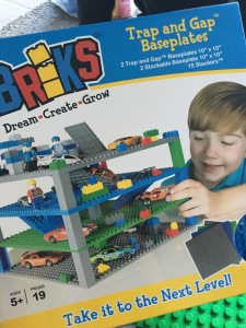 Strictly Briks Trap and Gap Baseplates