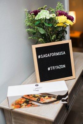 sagaform and tryazon party