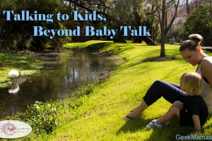 talking to your kids