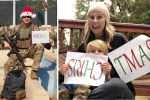husband deployed on christmas