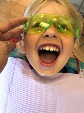 Mr Clean Teeth!
