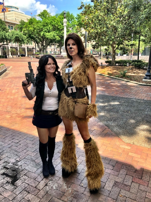 Star Wars hemming plaza jacksonville FL