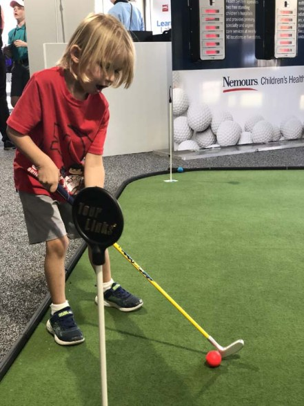 Kid Zone at The Players Championship