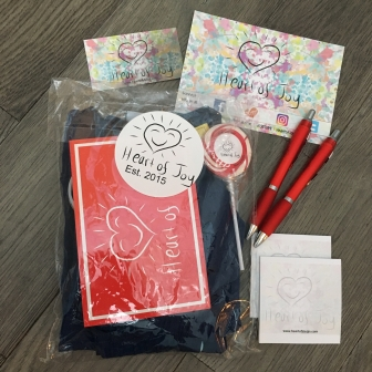 heart of joy package