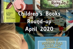childrens books round-up april 2020