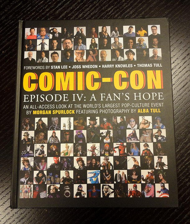 ComicCon Episode IV A Fans Hope book