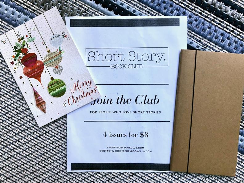 short-story-book-club