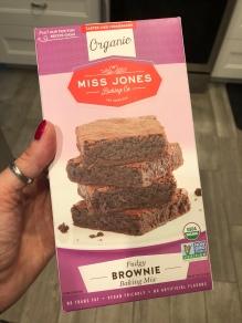 Miss Jones Brownie Mix