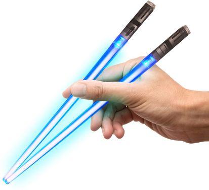 light saber chopsticks stocking stuffer