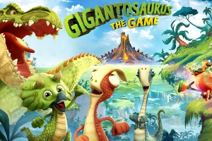 Gigantosaurus the Game Review