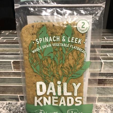 Veggie flat bread