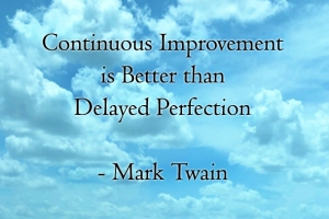 continuous improvement quote