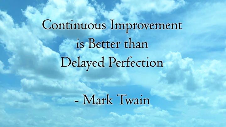 continuous improvement quote