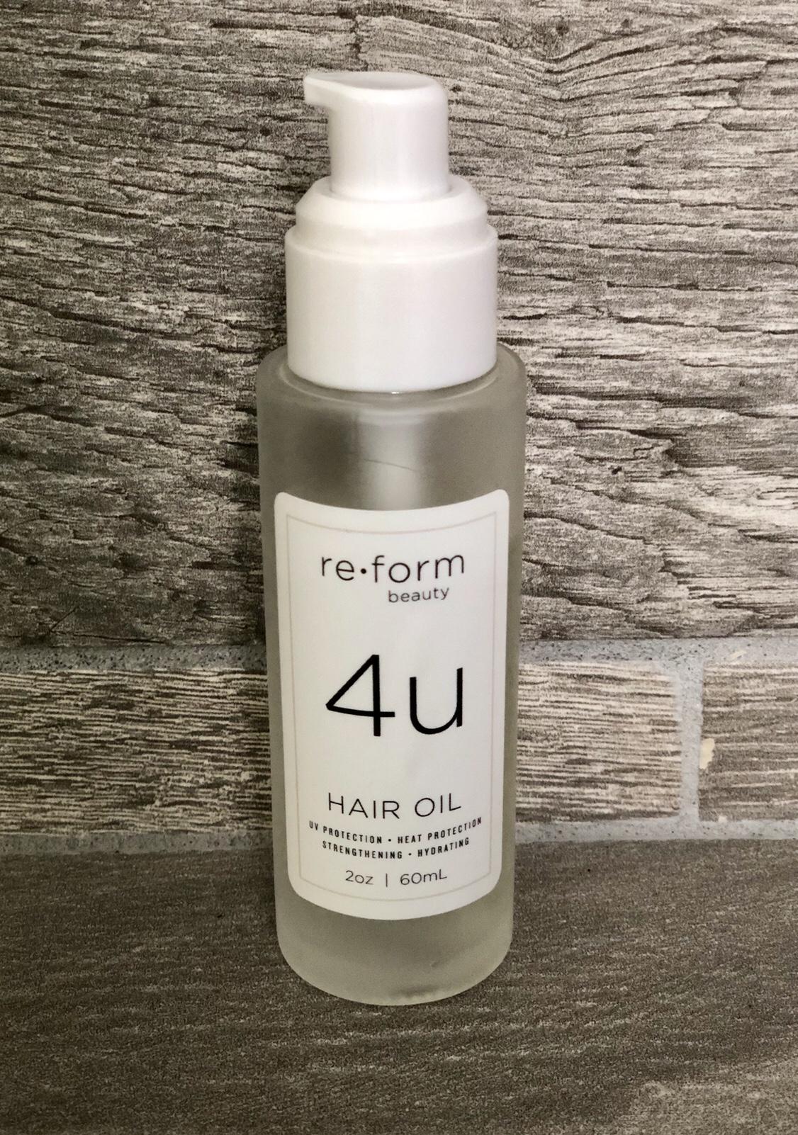 Reform Beauty 4U Hair Oil