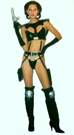 Candy Keane Aeon Flux Cosplay