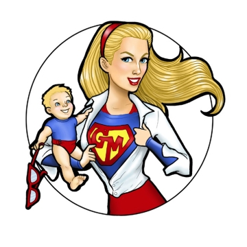 geek mama logo