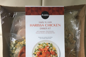 publix harissa chicken dinner kit instructions