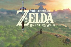 Gamer mom plays Breath of the Wild