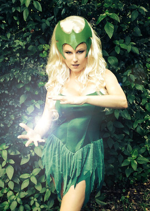 Candy Keane Enchantress Cosplay