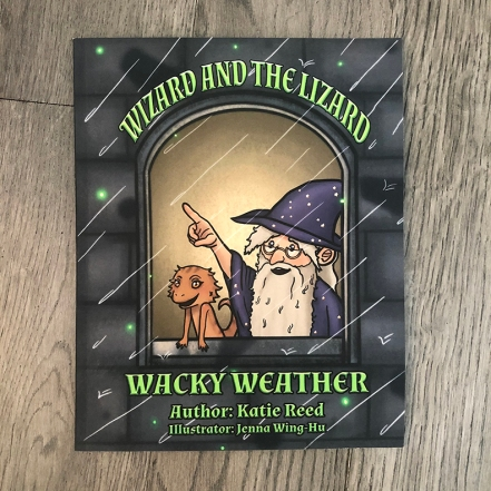 wizard and lizard wacky weather