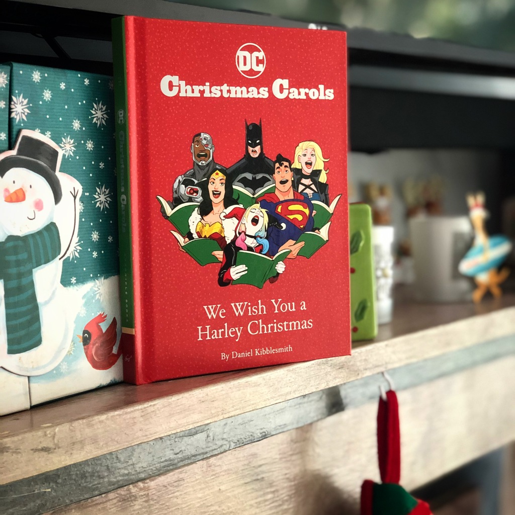 dc christmas carols book
