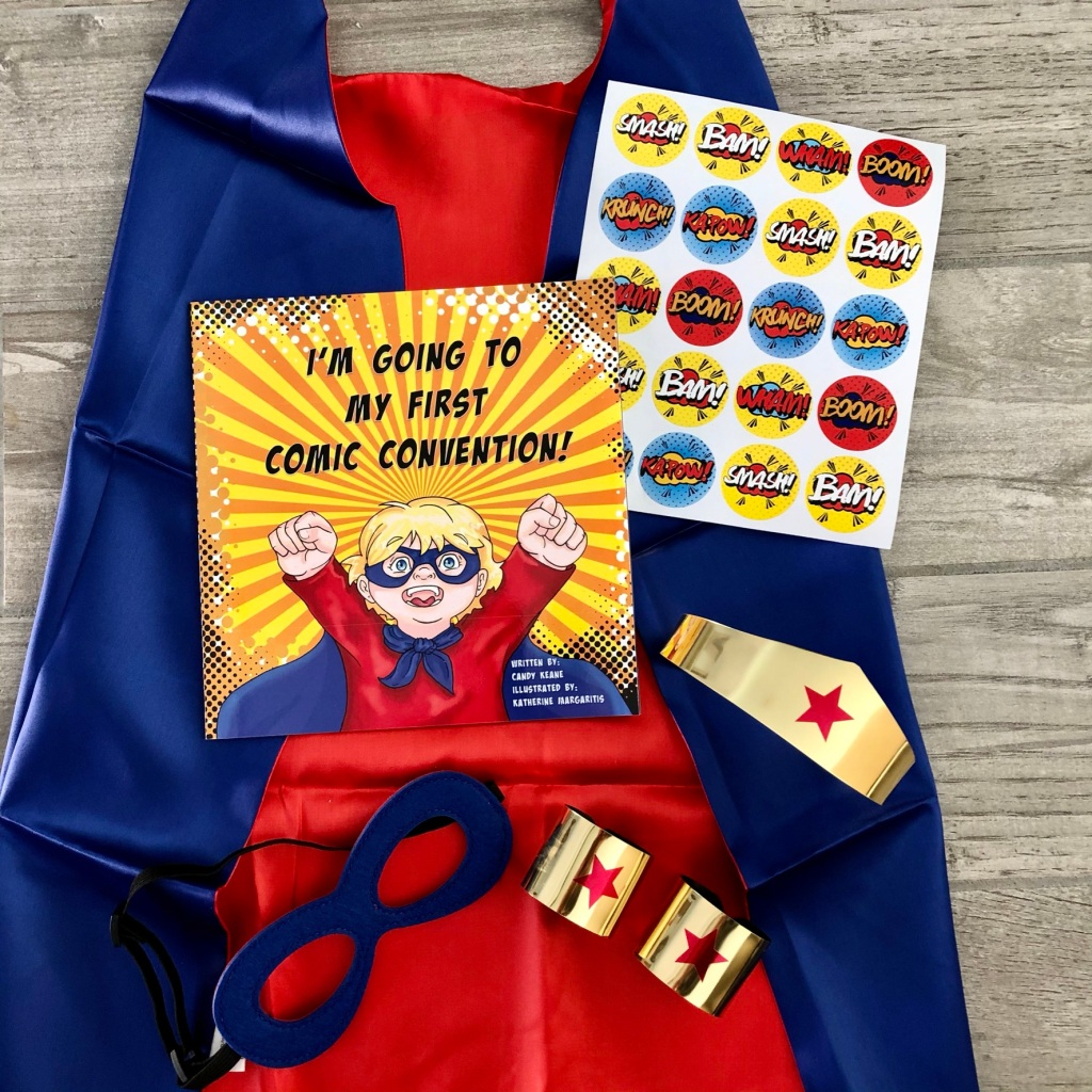 Geeky gift set for kids