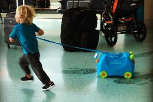 trunki with toddler