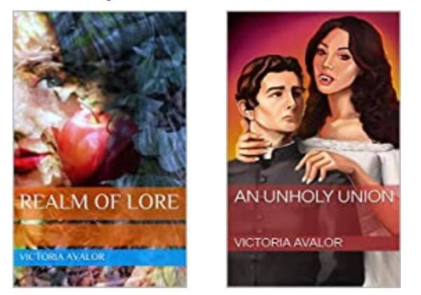 Books by Victoria Avalor