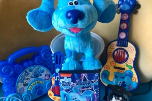 Blues Clues Sing Along Spectacular