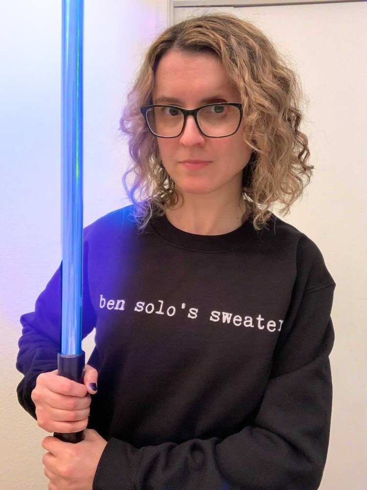 ben solo's sweater Star Wars