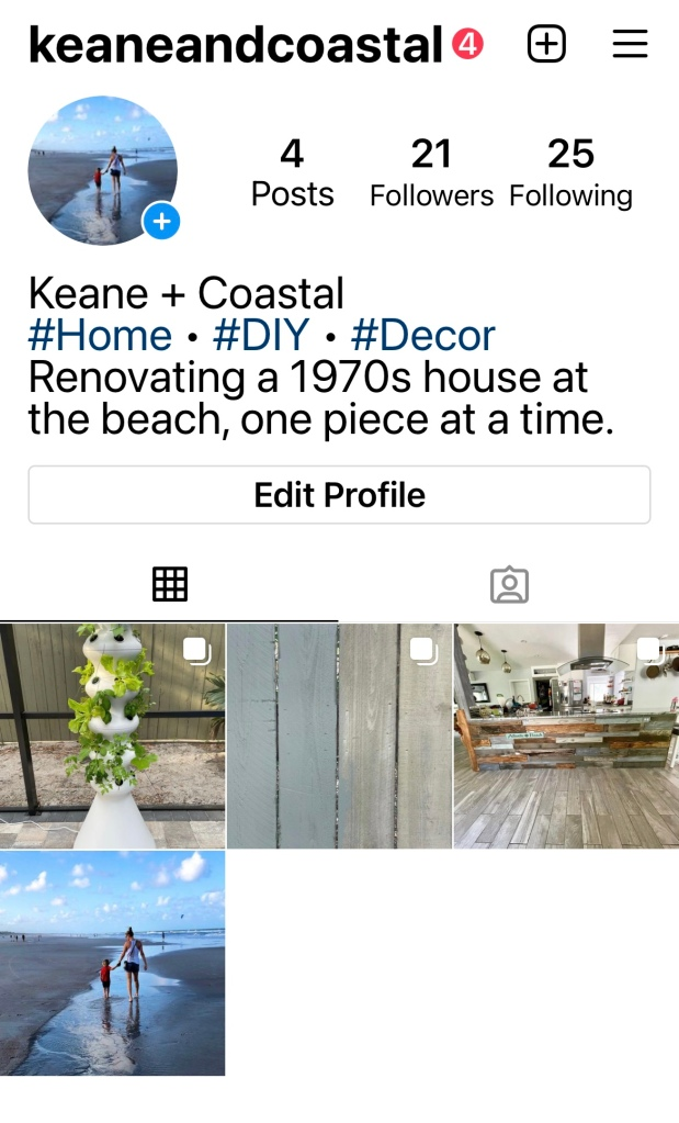 home renovation and design instagram