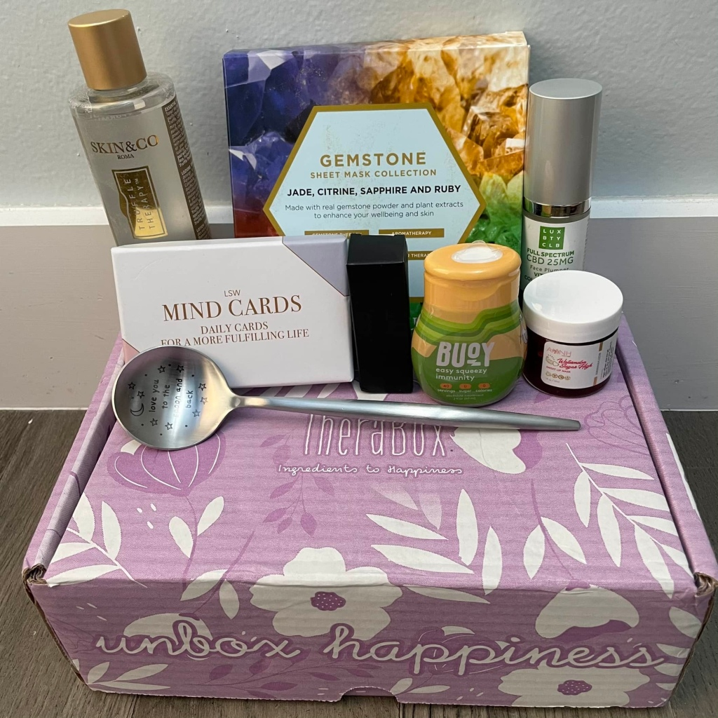 therabox curated therapy box