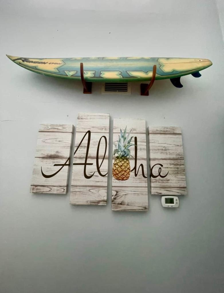 Aloha with Pineapple
