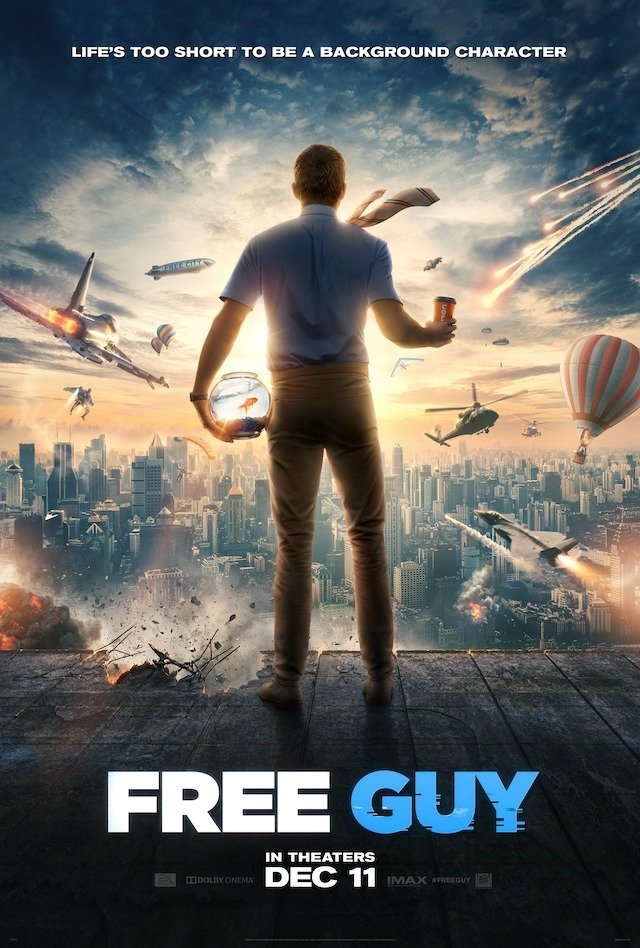 Free Guy movie review