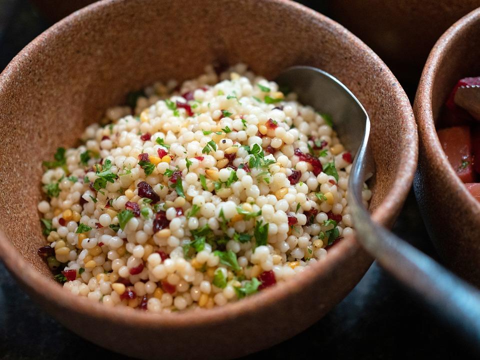 pearl or israeli couscous